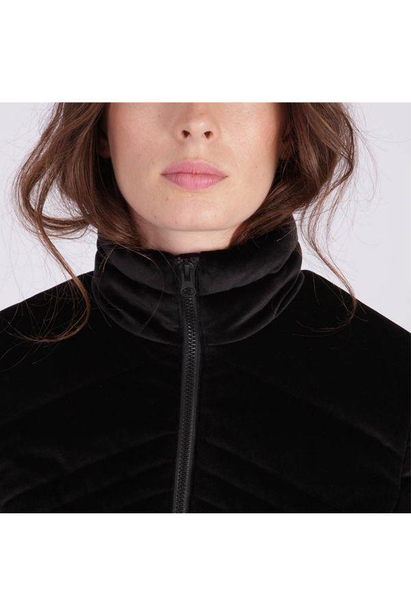 Blouson Femme Kaporal POPET BLACK