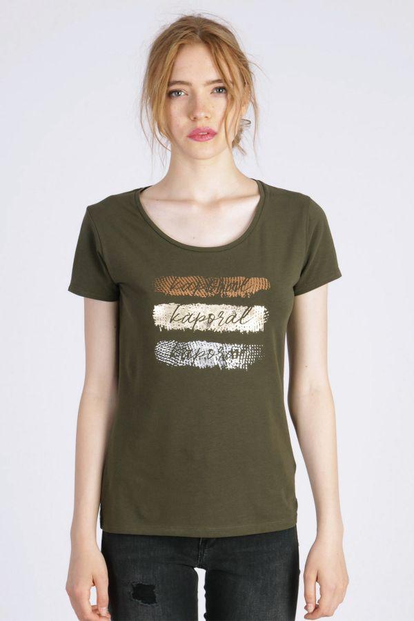 Tee Shirt Femme Kaporal XAIL CAMP
