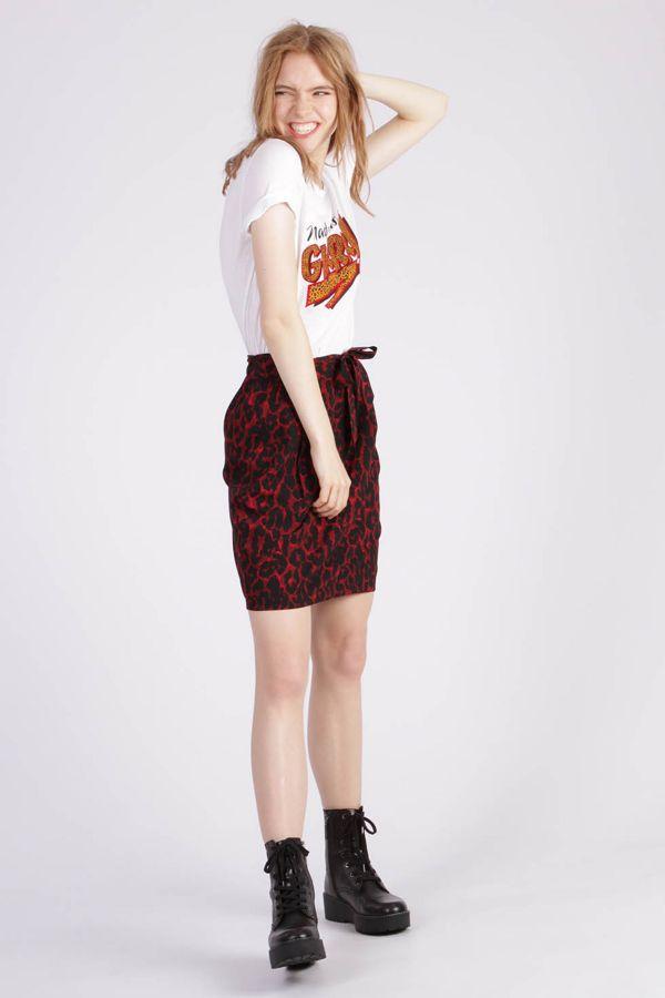 Tee Shirt Femme Kaporal XARGO OPTICAL WHITE