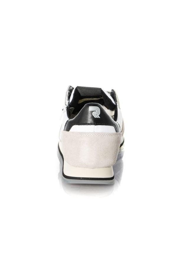 Chaussures Homme Chaussures Redskins ILIAS BLANC NOIR