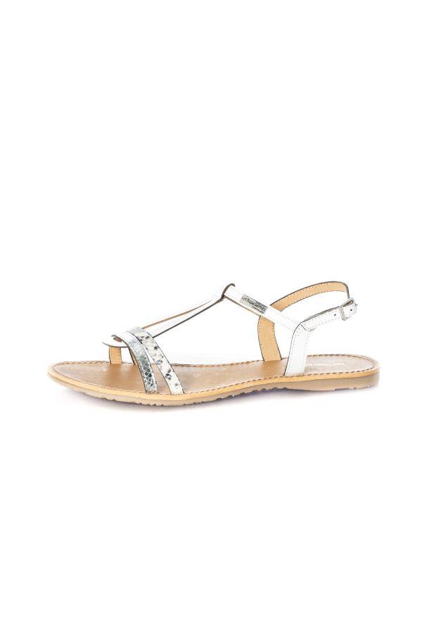 Chaussures Femme Les Tropeziennes Par M Belarbi HAGO BLANC MULTI