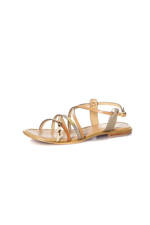 Chaussures Femme Les Tropeziennes Par M Belarbi HARRY ORANGE LEOPARD