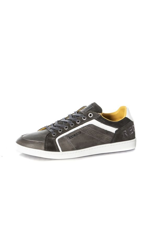 Chaussures Homme Chaussures Redskins ORMANO GRIS BLANC