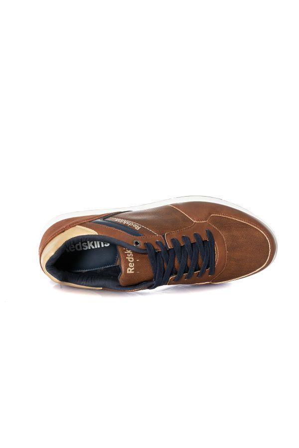 Chaussures Homme Chaussures Redskins VILLAMI COGNAC BEIGE