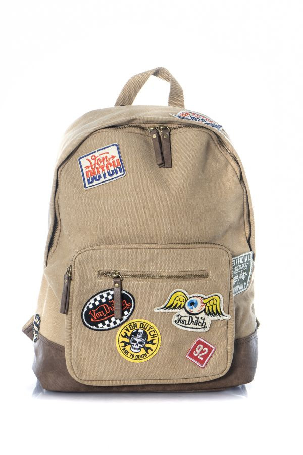 Sacs Homme Von Dutch VD CARTOON SABLE