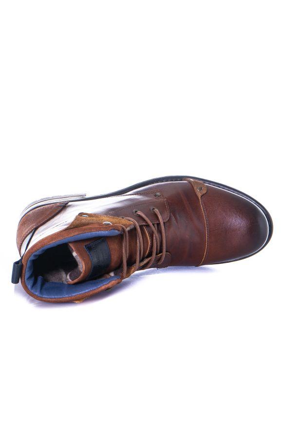 Boots / Bottes Homme Chaussures Redskins YEDES BRANDY MARINE