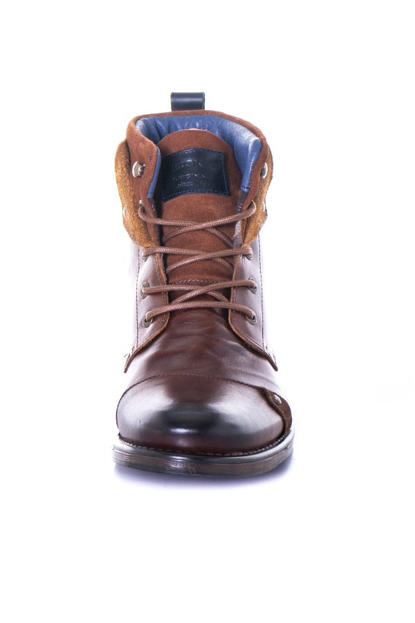 Boots / Bottes Homme Chaussures Redskins YEDES BRANDY MARINE