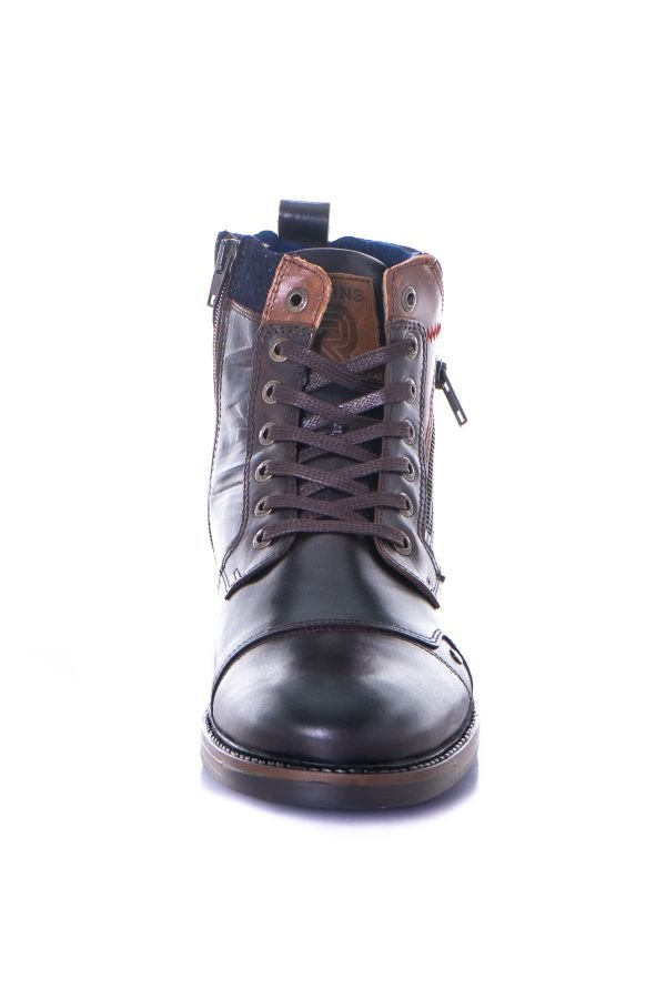 Boots / Bottes Homme Chaussures Redskins HAMAM CHATAIGNE MARINE