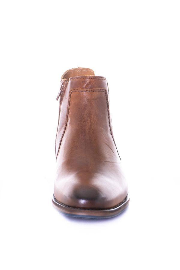 Boots / Bottes Homme Chaussures Redskins PAPYRUS COGNAC