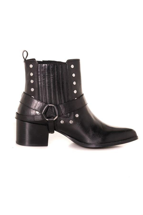 Boots / Bottes Femme Les Tropeziennes Par M Belarbi KIMICO NOIR