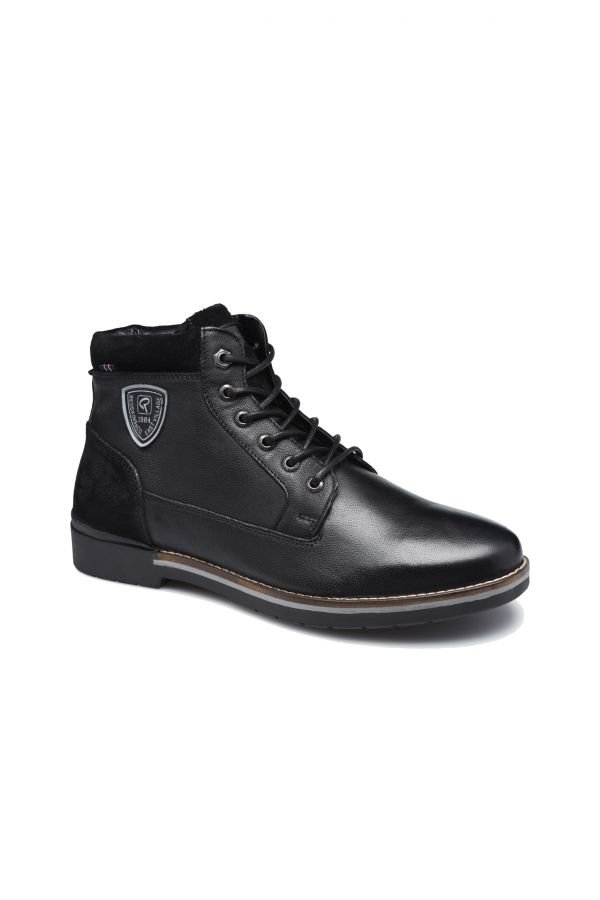 Boots / Bottes Homme Chaussures Redskins ACCRO NOIR