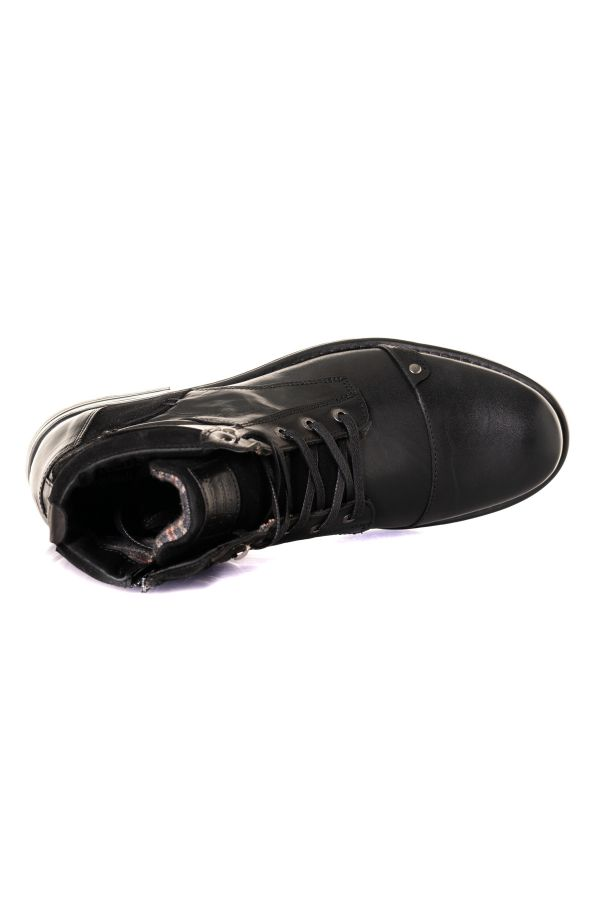 Boots / Bottes Homme Chaussures Redskins YANI NOIR