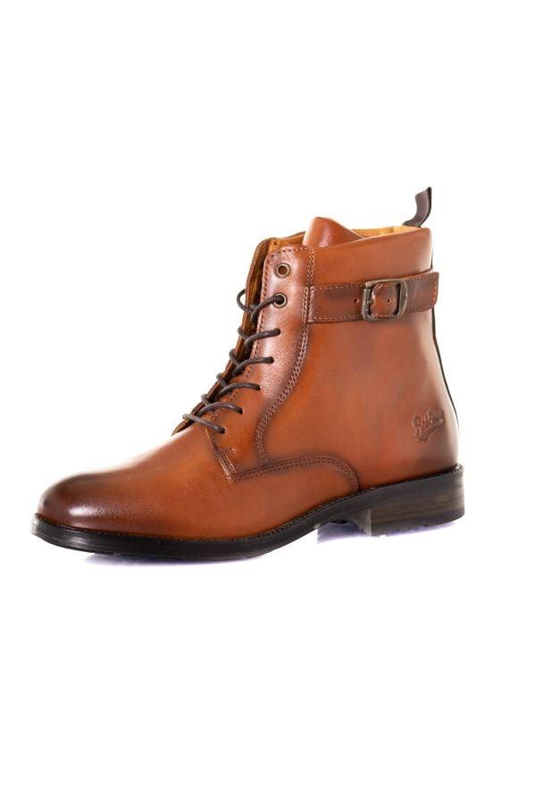 Boots / Bottes Femme Chaussures Redskins MONO COGNAC