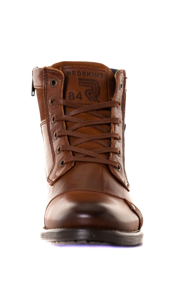 Boots / Bottes Homme Chaussures Redskins NITRO COGNAC