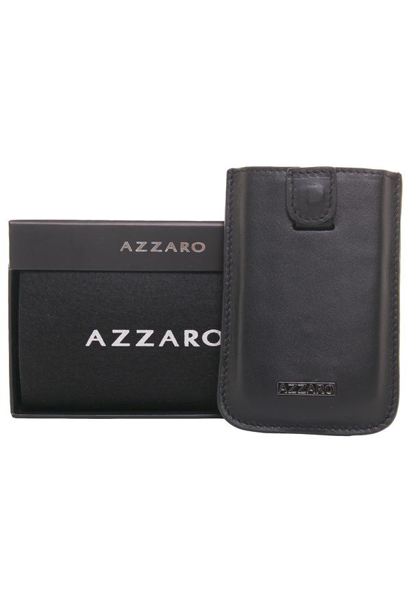 Accessoires et maroquinerie Homme Accessoires Azzaro ETUI BLACKBERRY AZZ018 NOIR
