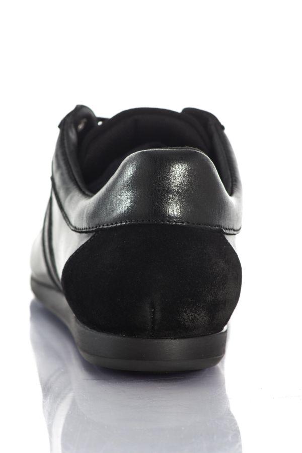 Baskets en cuir Homme Chaussures Redskins WASEK NOIR NOIR