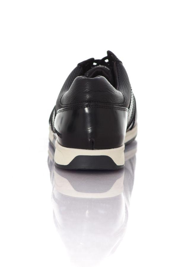Baskets en cuir Homme Chaussures Redskins HOYO NOIR