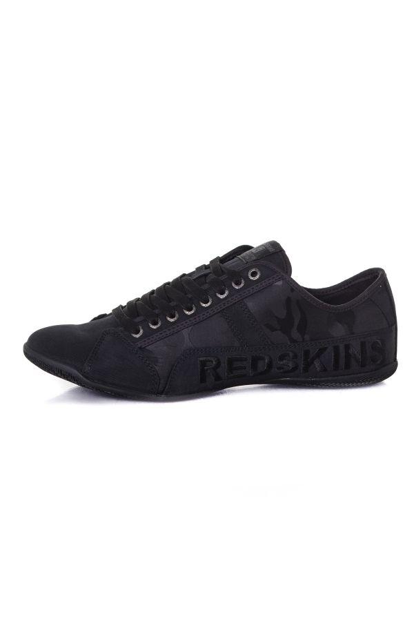 Baskets En Toile Homme Chaussures Redskins JANELI NOIR