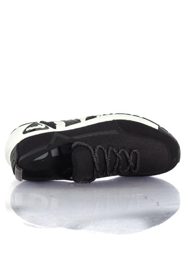 Baskets en toile Homme Diesel S-KBY BLACK T8013