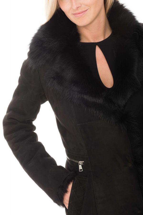 Veste Femme 29th october PEARL TOSCAN T/T NOIR