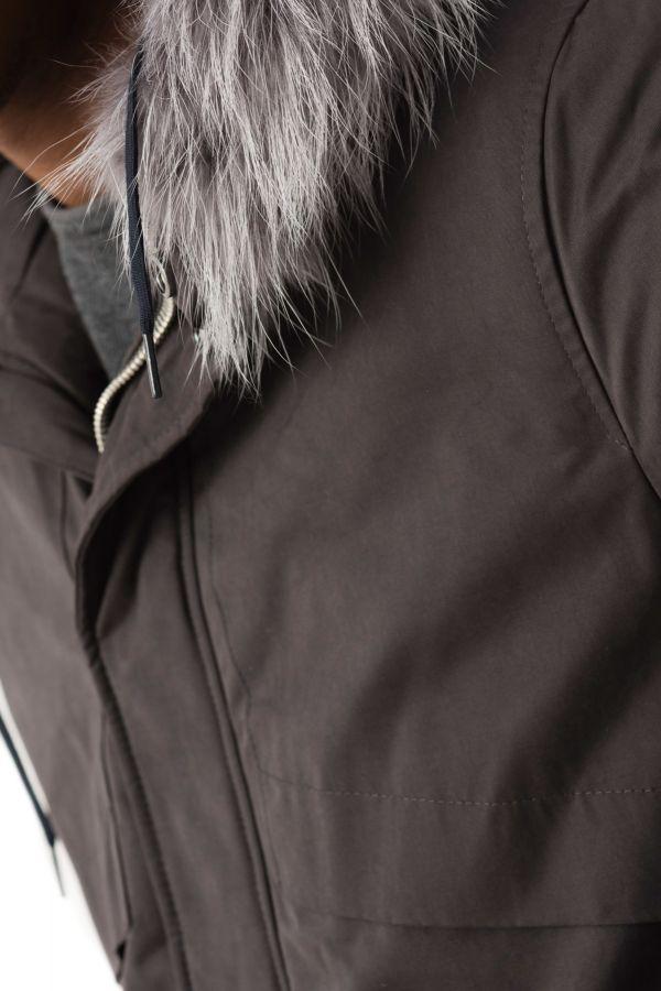 Veste Homme Antony Morato MMC000446 COL9020 LONDON GREY
