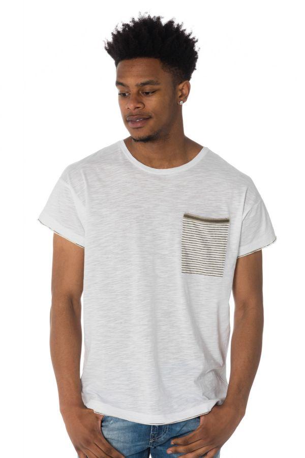 Tee Shirt Homme Antony Morato MMKS01183 / 1000