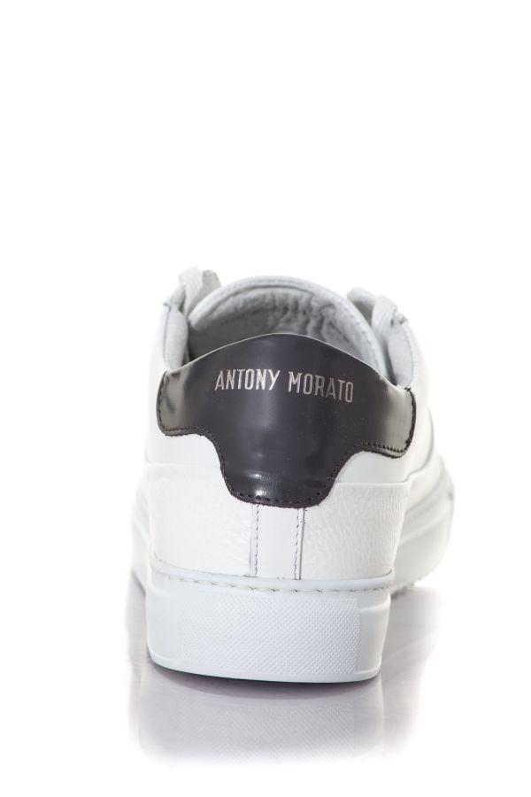 Baskets en cuir Homme Antony Morato MMFW00854 1000