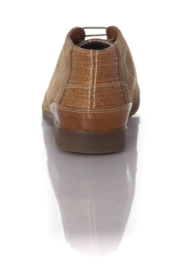 Chaussures Homme Chaussures Redskins OUDET TAUPE