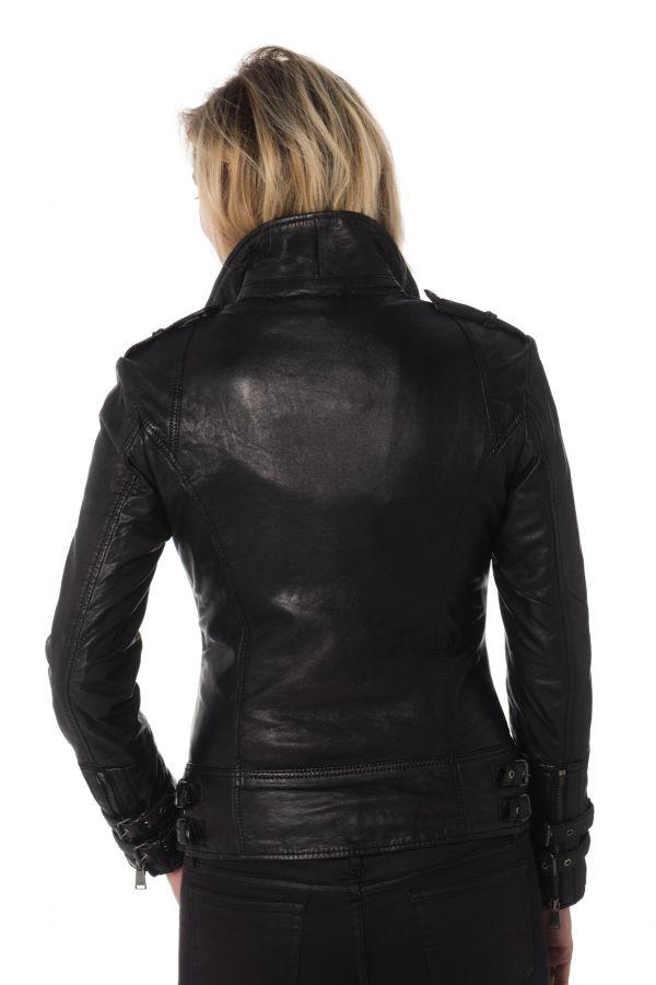 Blouson Femme Cityzen APRILIA BLACK