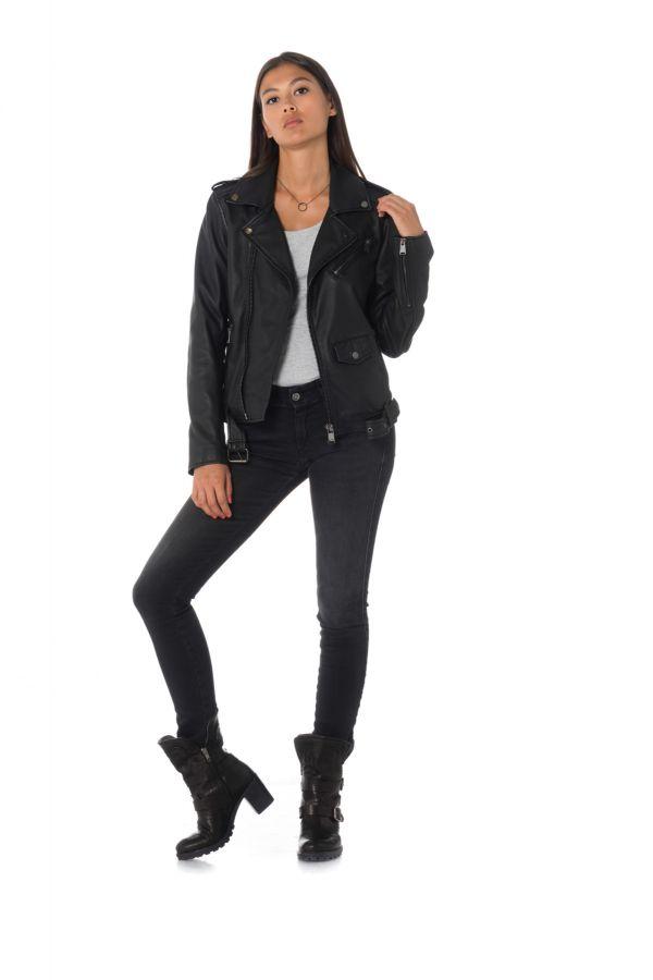 Blouson Femme Cityzen COSMOS BLACK