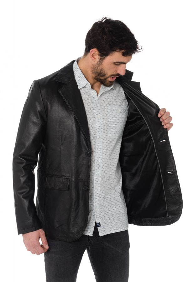 Veste Homme Cityzen WELLAND BLACK