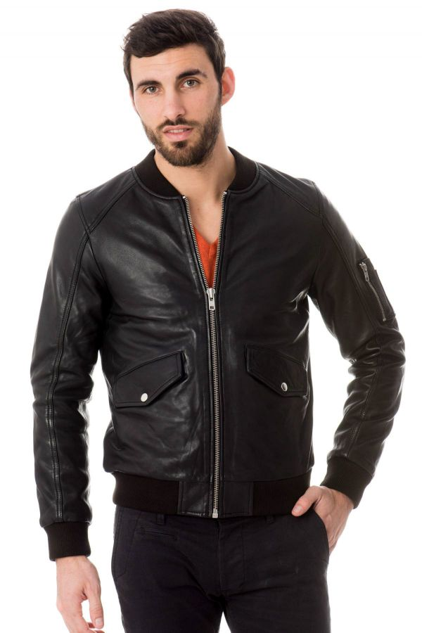 Blouson Homme Cityzen LONDON BLACK