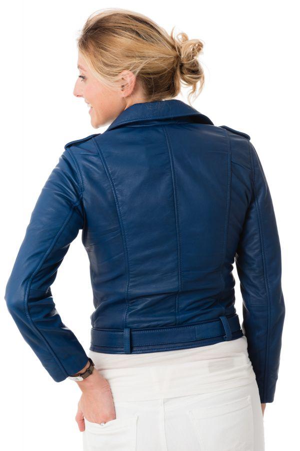 Blouson Femme Cityzen LEEDS ROYAL BLUE