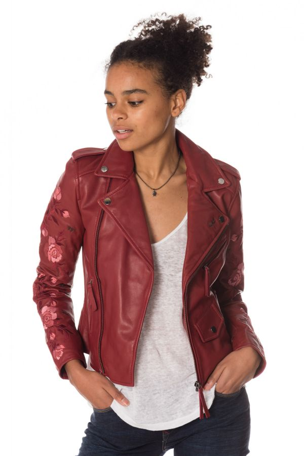 Blouson Femme Cityzen PHOENIX RED
