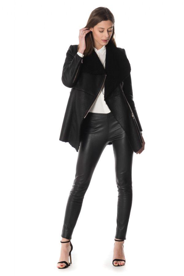 Veste Femme Cityzen CHELSEA BLACK