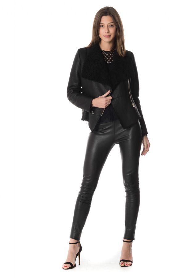 Blouson Femme Cityzen BROOKLYN BLACK