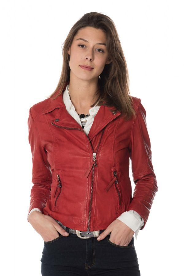 Blouson Femme Cityzen ARIZONA RED