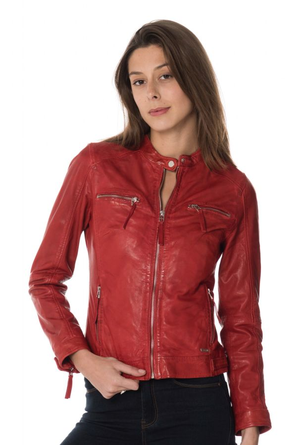 Blouson Femme Cityzen MIAMI RED