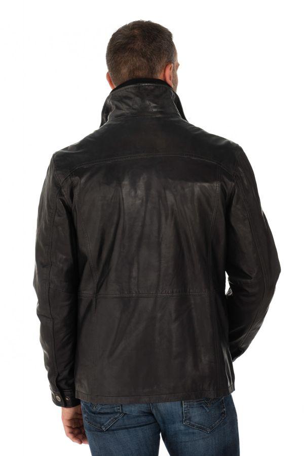 Herren Mantel Daytona GLOSTER+IC SHEEP TIGER BLACK