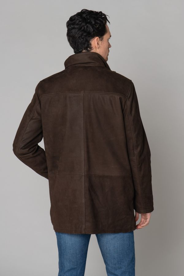 Veste Homme Daytona TYLER IC COW MADISON BROWN