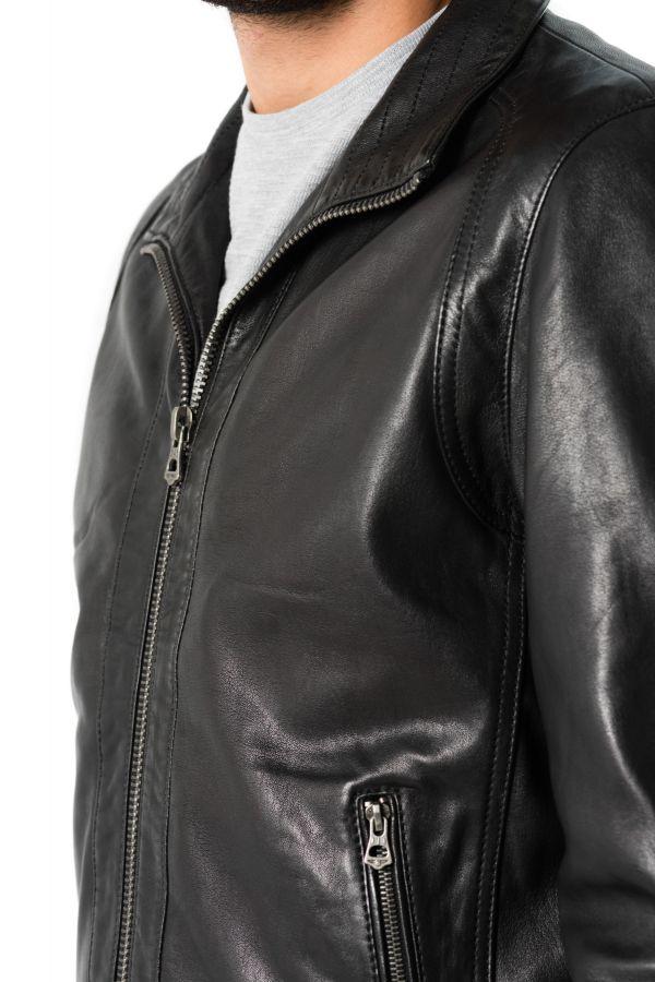 Blouson Homme Daytona GLOBE SHEEP BLACK