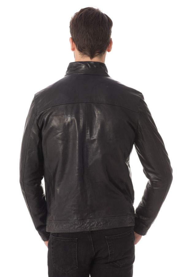 Blouson Homme Daytona ALF SHEEP TIGER BLACK