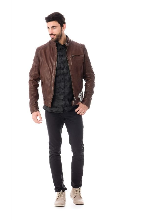 Blouson Homme Daytona HUGO SHEEP TIGER BISON