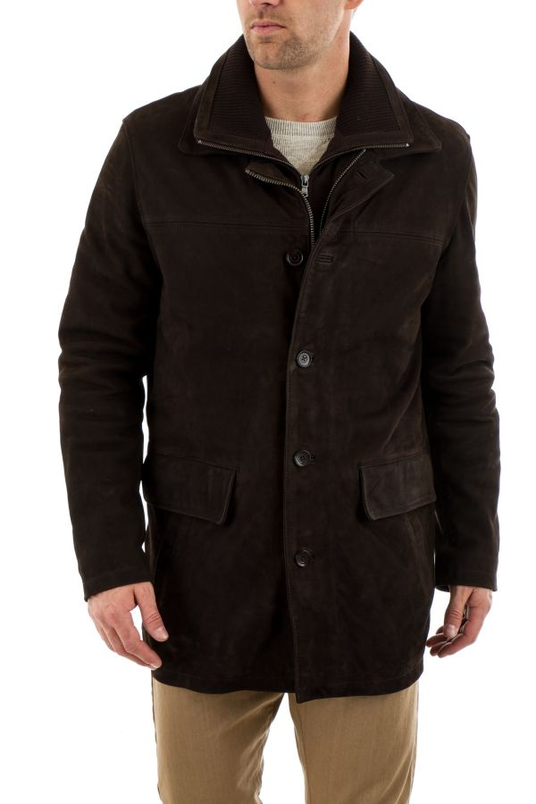 Veste Homme Daytona CAYENNE DA IC COW NEVADA BROWN