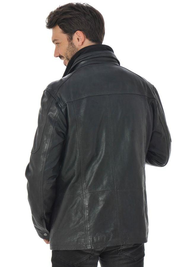 Veste Homme Daytona RUSSEL IC SHEEP TIGER BLACK