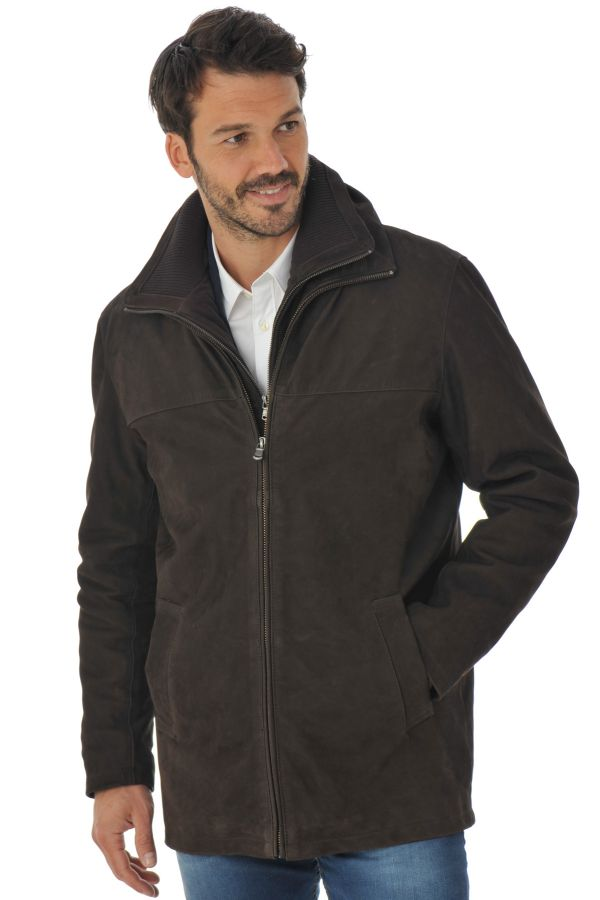 Veste Homme Daytona CONTINENTAL DA IC COW NEVADA BROWN