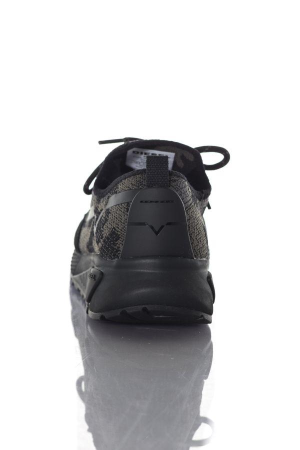 Baskets en toile Homme Diesel S-KBY BLACK P1349