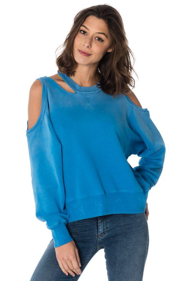 artisanat de qualité grande vente au rabais paquet à la mode et attrayant Pull/Sweatshirt Femme Diesel F-ADAM 8EN