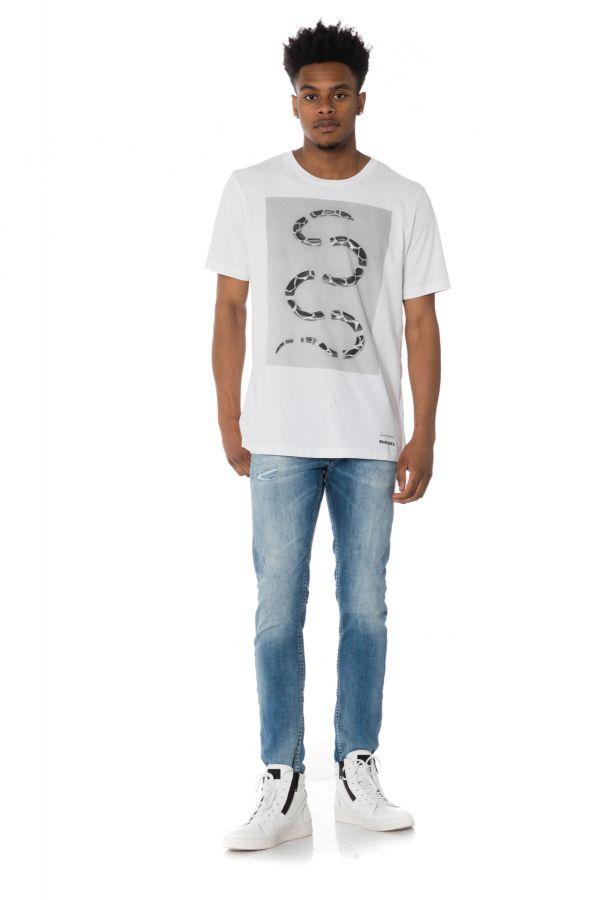 Tee Shirt Homme Diesel T-JUST-SP 100