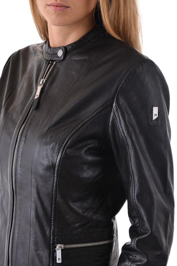 Blouson Femme Gipsy ADA LNVV BLACK